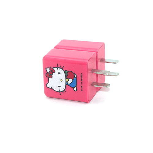 Colorful 5V2A USB power adapter