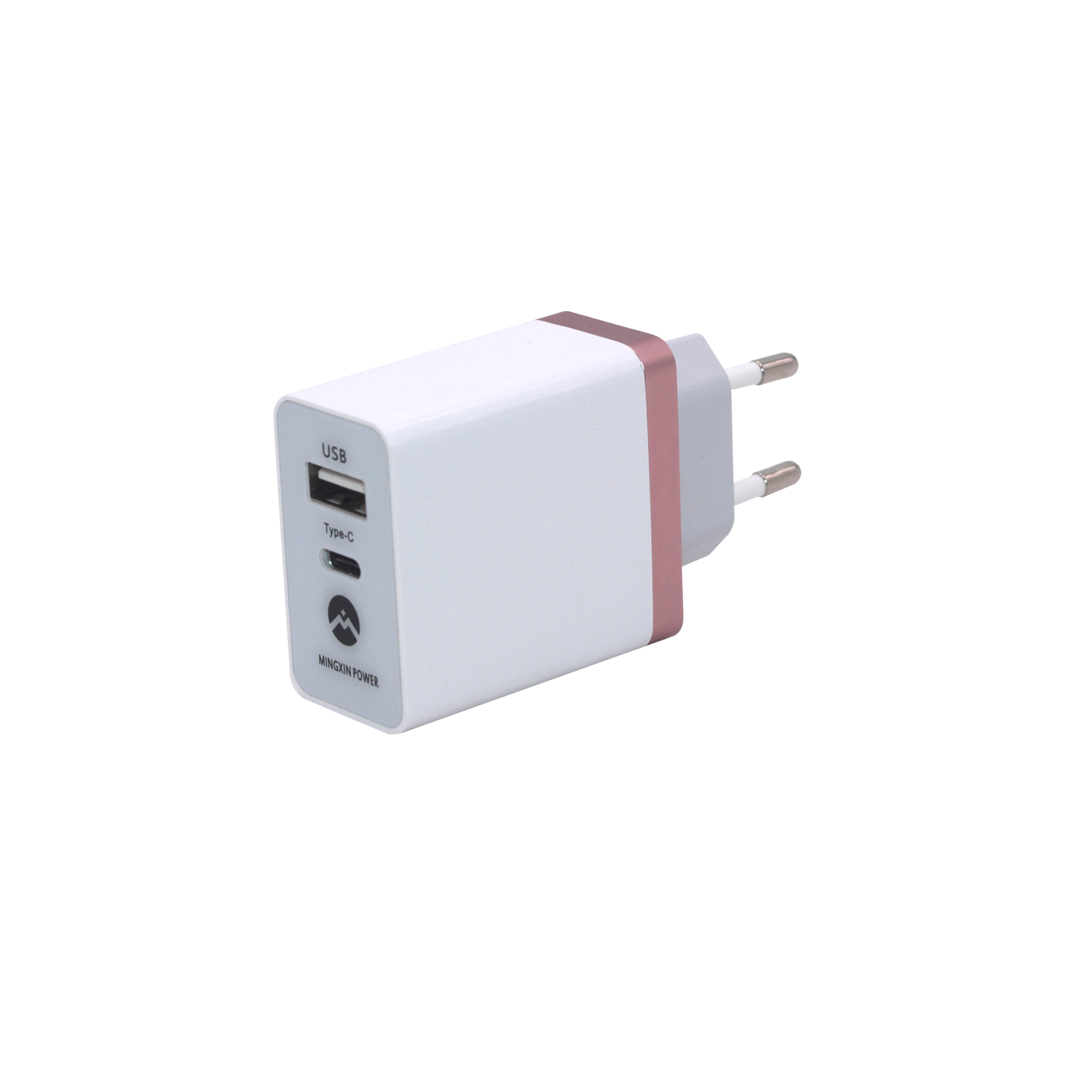 30w type-c PD charger with EU plug