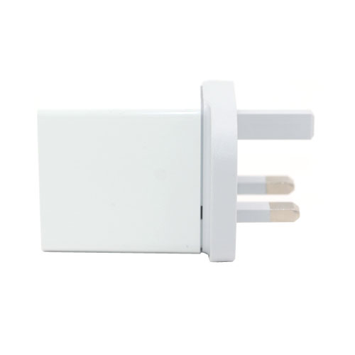 18w type-c PD charger with UK plug