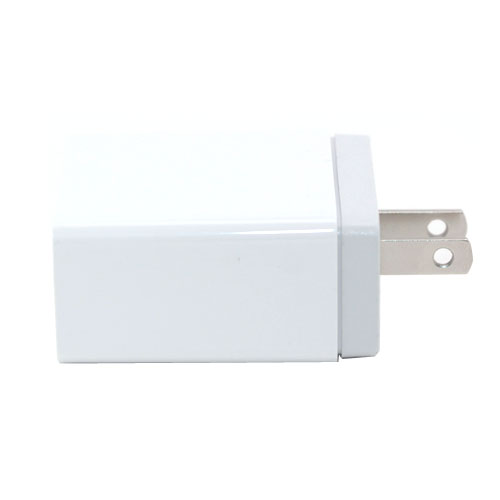 18w 3 USB charger with US plug